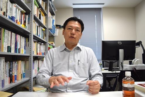 ガバナンスと会計基準「選択肢が多いのは『決められない日本』の表れ」