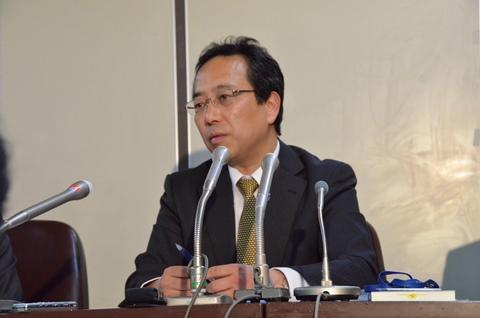 オリンパス、内部通報社員と和解、1100万円支払いへ