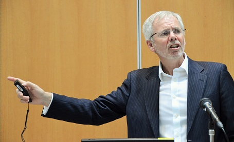 タックスヘイブン追及NGO「税公正ネット」会長の初来日で日本への提案