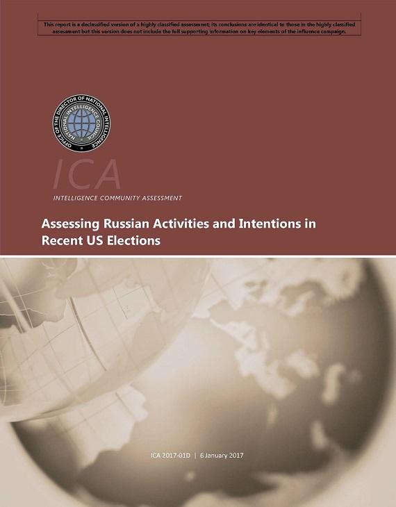 米大統領選へのロシアの介入とは? 米国家情報長官室報告書