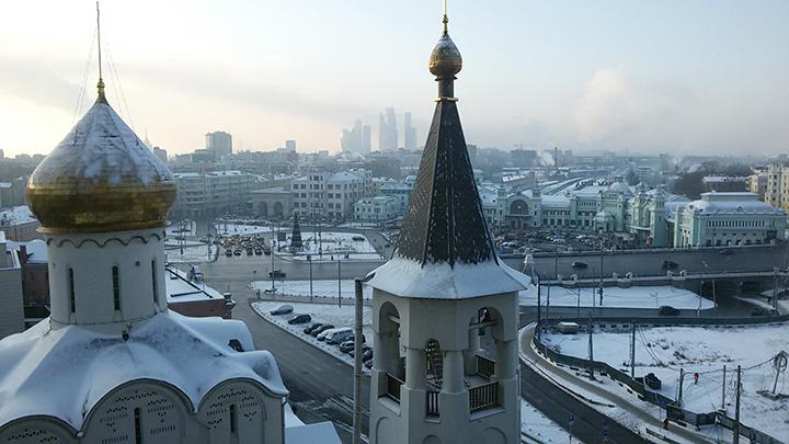 ウズベキスタン、ロシア、気がつけば12年