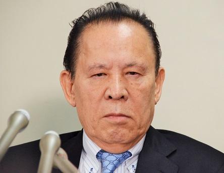 ユニバーサル創業者・岡田和生氏が記者会見「クーデターが起きた」