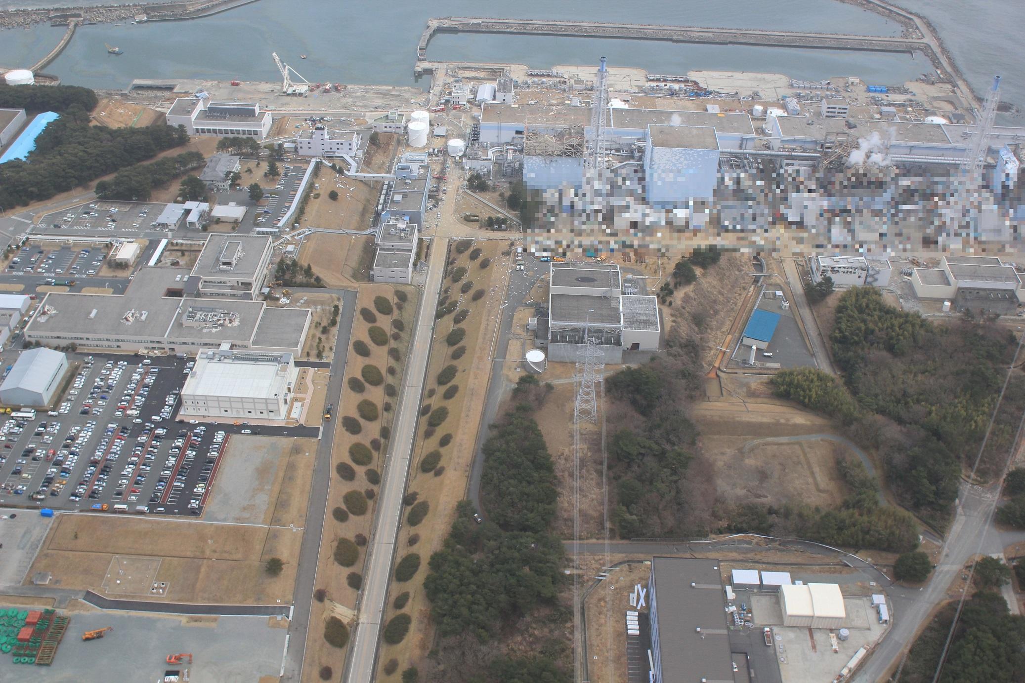 福島第一原発1号機の爆発音は「抜けたなぁみたいな軽い音」